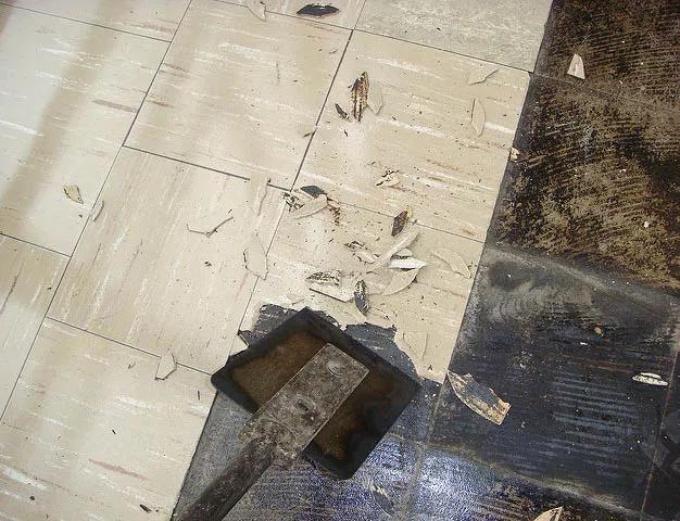 How To Identify Remove Asbestos In Linoleum Flooring Ferro Canada